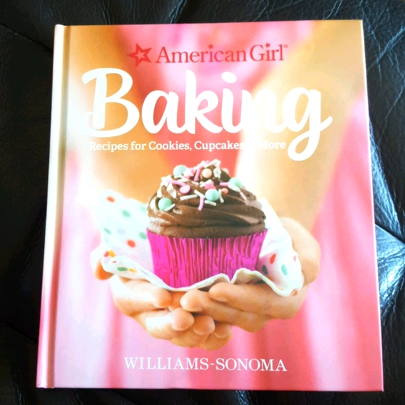 Americans Girl- Baking cookbook